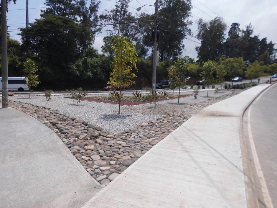 La obra tuvo un avance lento debido a las copiosas lluvias que impedían un mejor desenvolvimiento de los trabajos. (Foto: Álvaro Hugo Rodas)