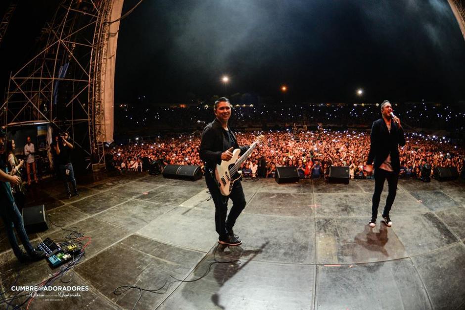 Miel San Marcos continua en la gira 'Como En El Cielo'. (Foto Facebook)