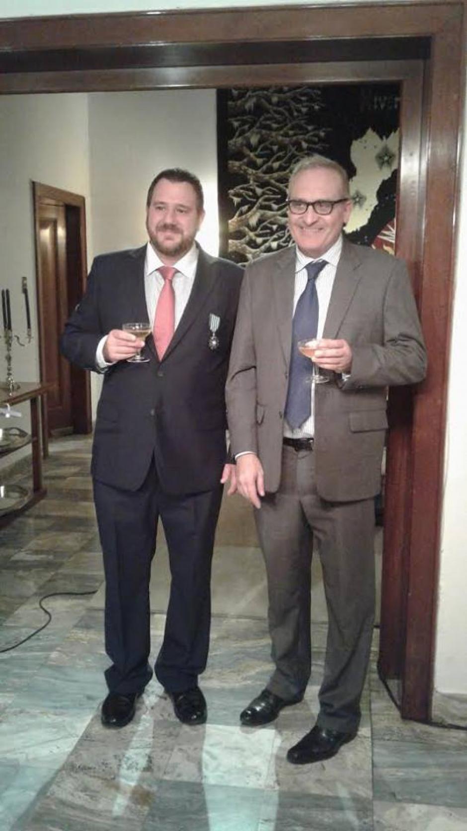 Philippe considera a Francia su segundo hogar. (Foto: Embajada de Francia en Guatemala)