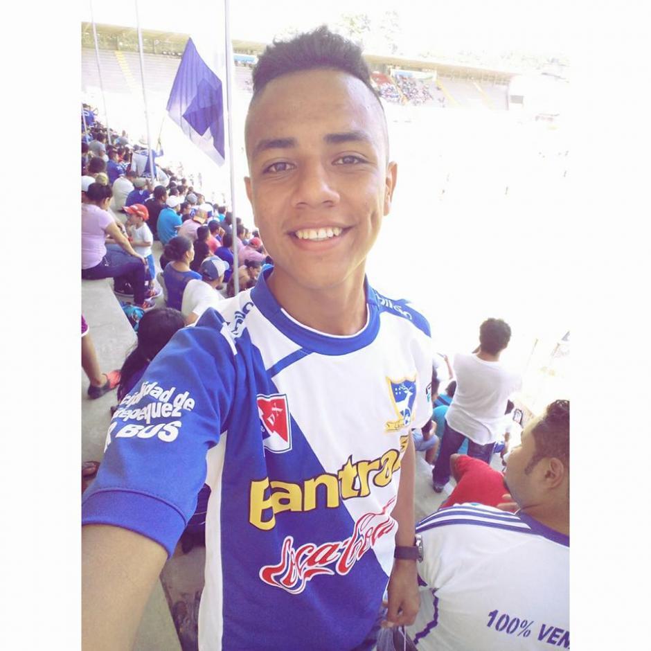 Selvin Barlovento es uno de los futbolistas a los que Claverí les puso el ojo en Suchitepéquez. (Foto: Facebook)