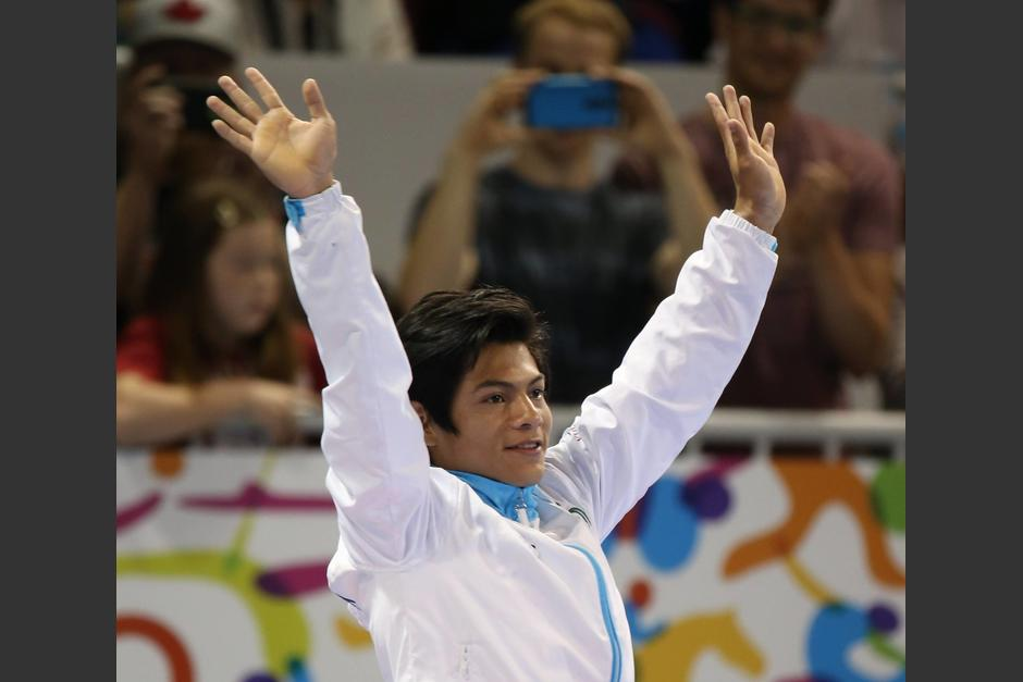 Jorge Vega se despide de la Copa del Mundo con medalla de oro y bronce. (Foto: COG)