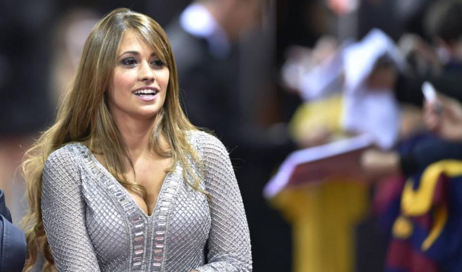 Antonella Roccuzzo, esposa de Messi. (Foto: brasil.elpais.com)