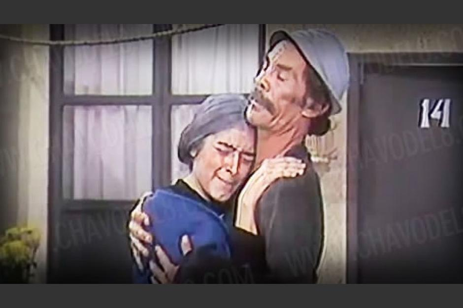 """Doña Eduviges Fajardo"" estaba enamorada de Don Ramón. (Foto. t13.cl)"