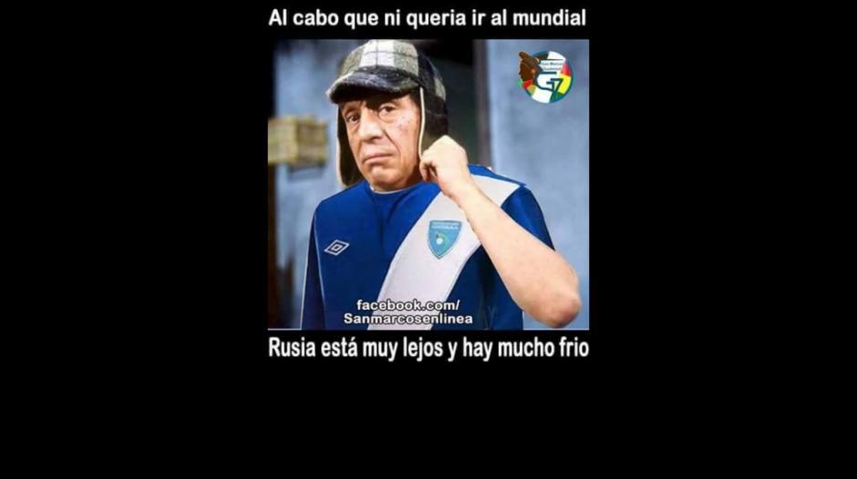 Las reacciones en redes sociales tras la caída de la Selección no se hicieron esperar. (Imagen: foxsportsla.com)