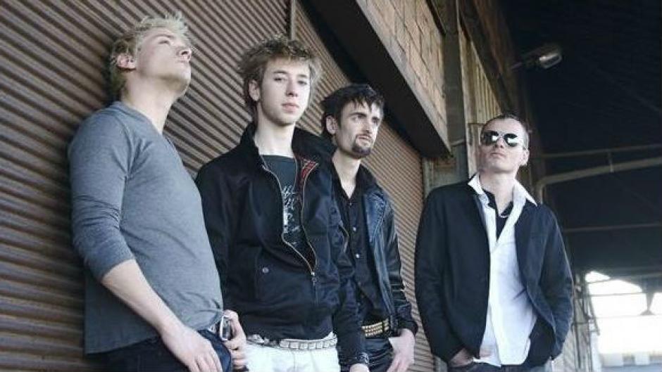 """Jordy formó su propia banda de rock llamada """"Jordy and the Dixies"""". (Foto: buzzfeed.com)"""
