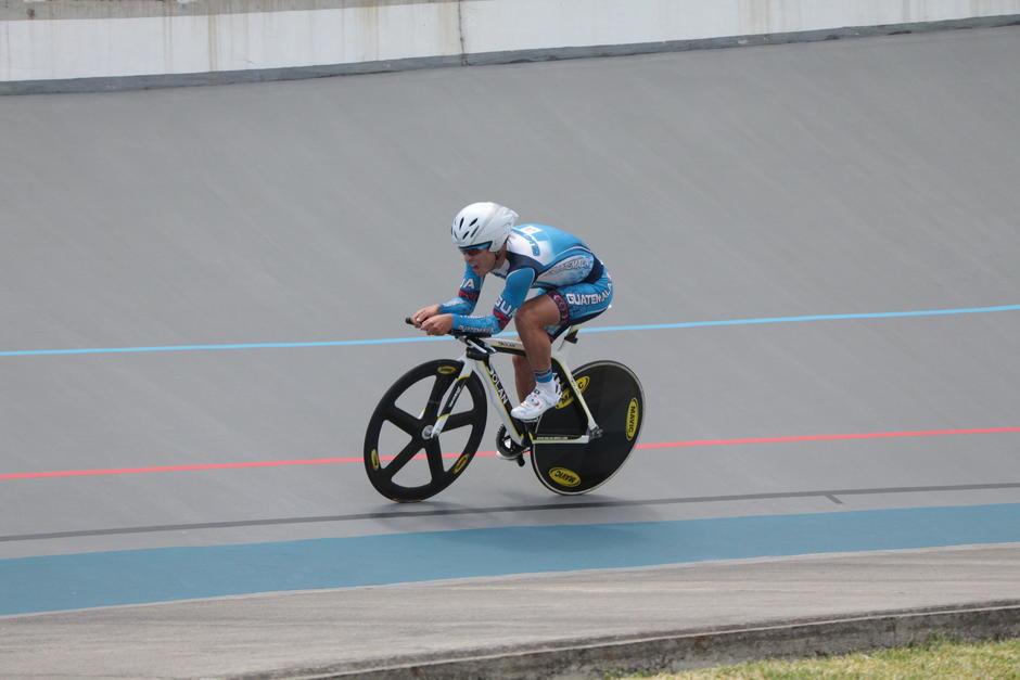 Manuel rodas medalla de plata panamericano foto