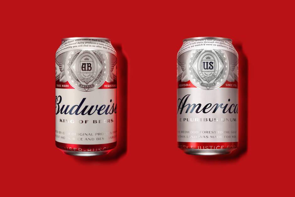 """A partir de este 23 de mayo, Budweiser se presentará con el nombre """"America"""" (Foto: elpais.com)"""