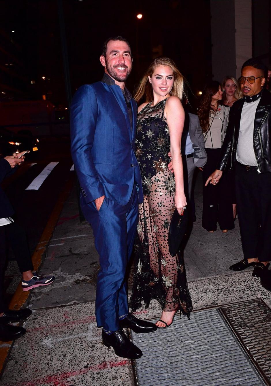 Kate y Justin se divirtieron junto a otros amigos en Nueva York. (Foto: as.com)