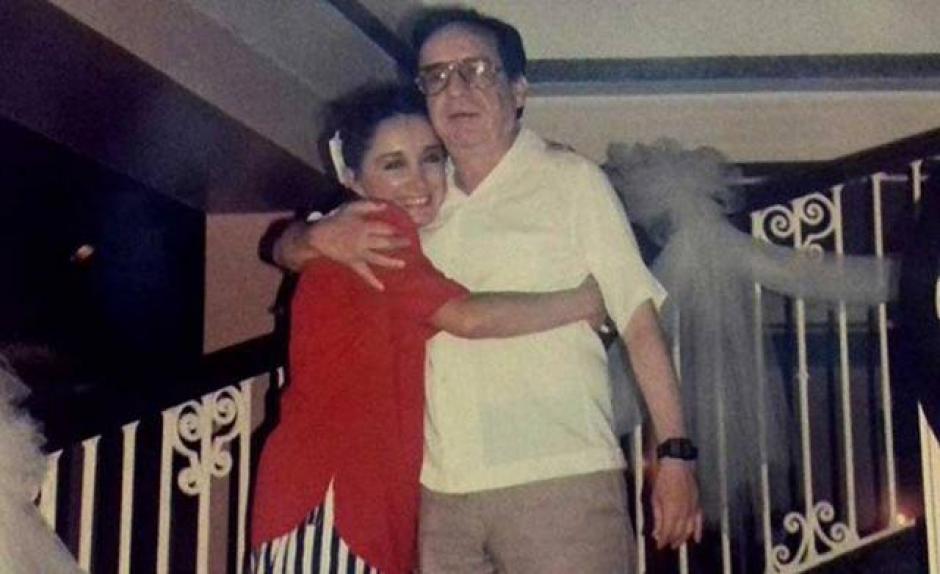 La actriz mostró fotos de viajes junto a su familia artística por varias partes del mundo. (Foto: La Chilindrina Oficial)