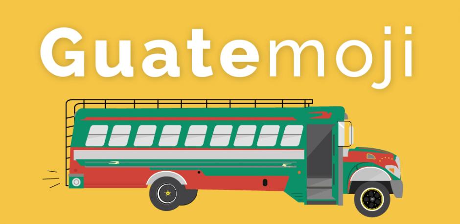 La app salió al mercado hace tres días para el uso de los guatemaltecos. (Foto: Guatemoji)