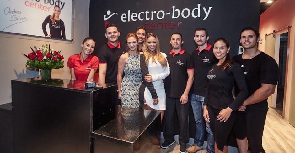Electro - body Center es el nuevo proyecto de Andrea Salas, la esposa de Keylor Navas. (Foto: Defensa Central)