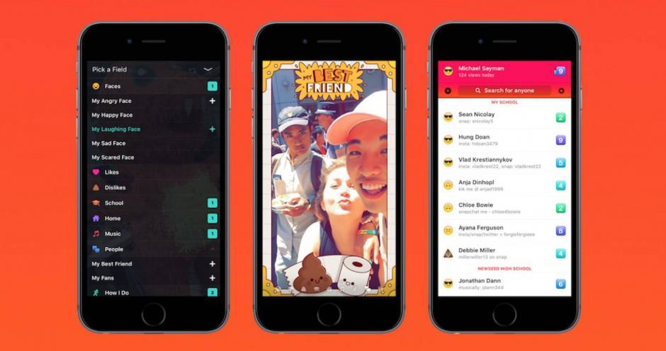 Facebook lanza la red social Lifestage, creada para los jóvenes. (Foto: Lifestage)
