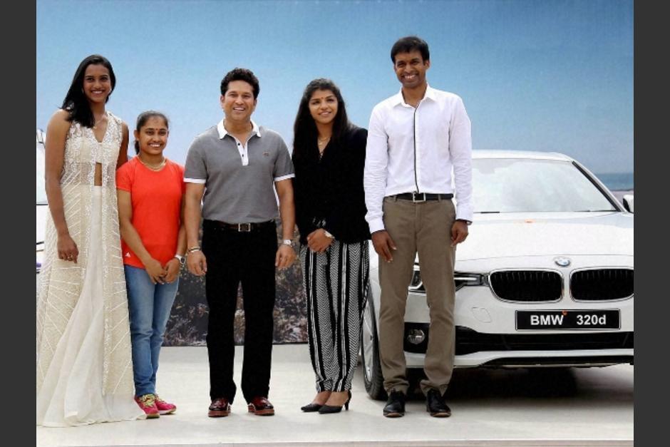 Dipa Karmakar había recibido un auto lujoso por su actuación en Río 2016. (Foto: Business Standard)