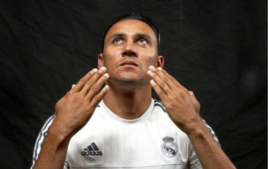Keylor Navas es uno de los jugadores querido por la afición madridista. (Foto: Marca)