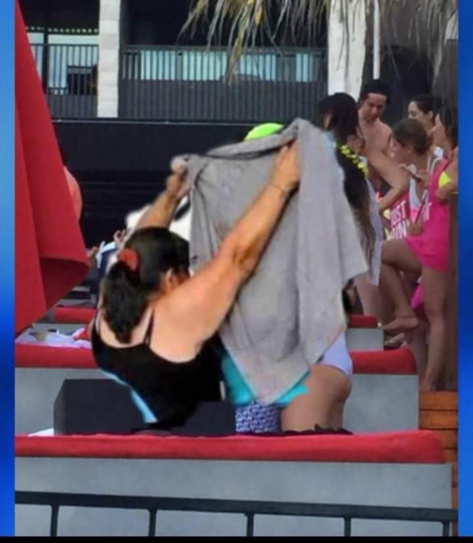 Las redes sociales no perdonan la infidelidad de #LadyCoralina. (Foto: Twitter)