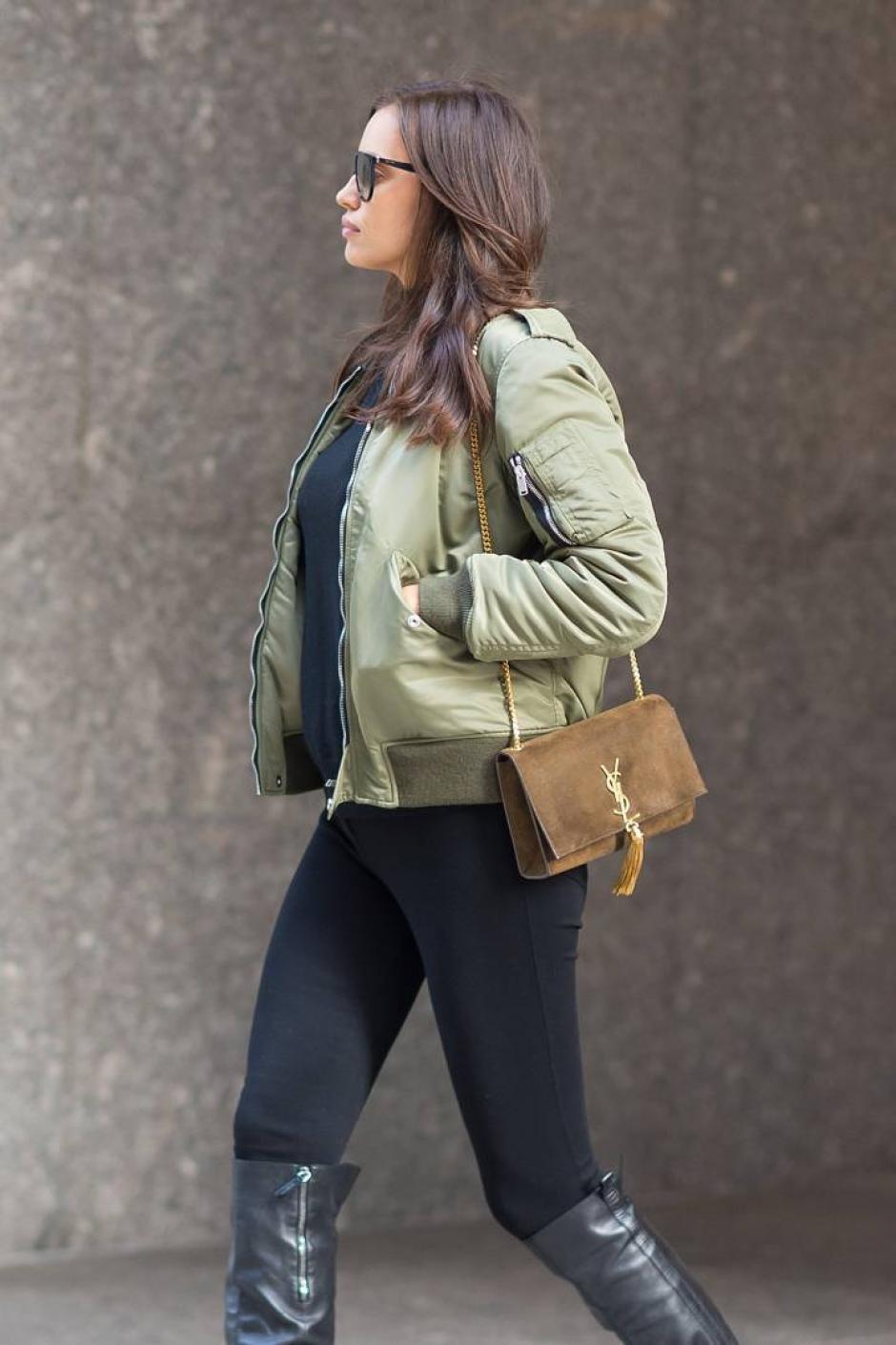 Irina Shayk estaría embarazada, según los medios en Europa. (Foto: El País)