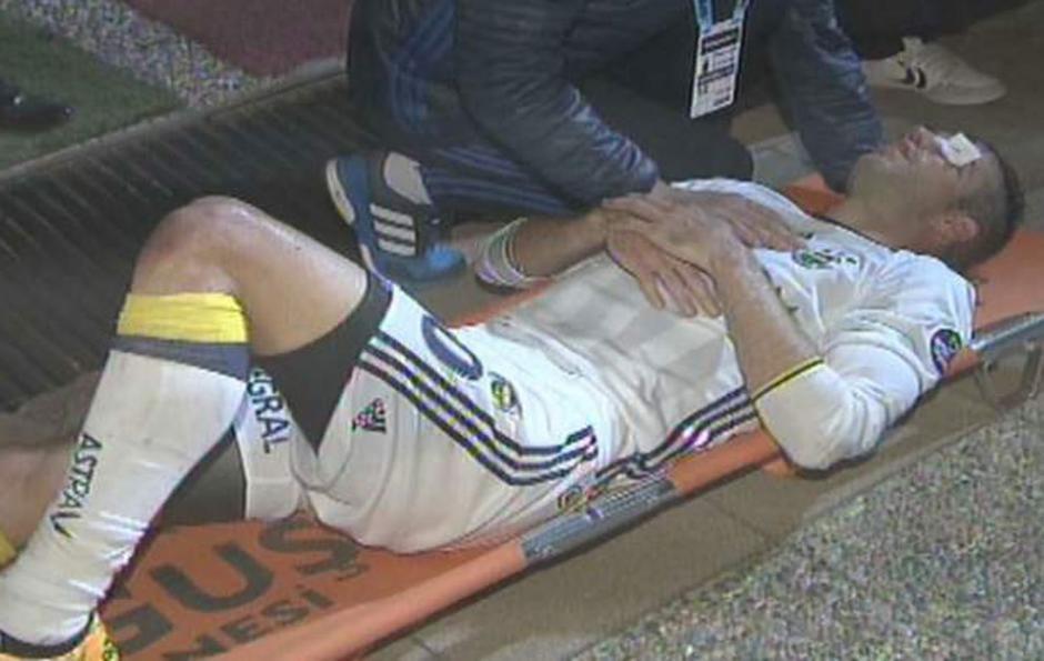 Sin embargo, los médicos aún no emiten un comunicado oficial sobre la gravedad de la herida. (Foto: Agencias)