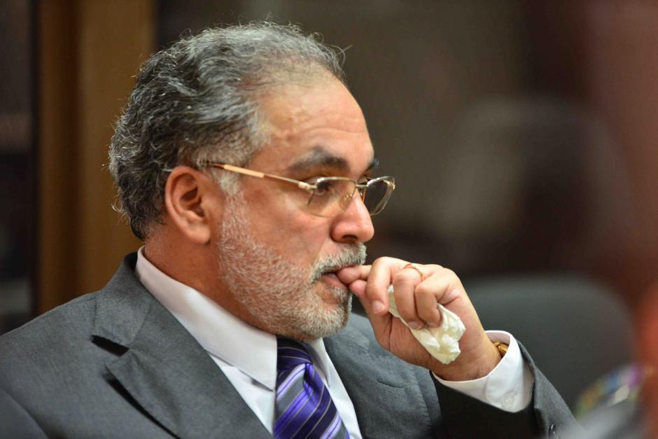 Eduardo Kestler quedó ligado a proceso en el caso Cooptación del Estado. (Foto: Jesús Alfonso/Soy502)