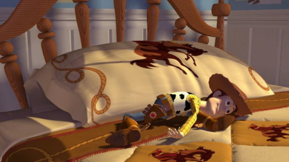 El Andy's Coming es inspirado en la película Toy Story. (Foto: Twitter)
