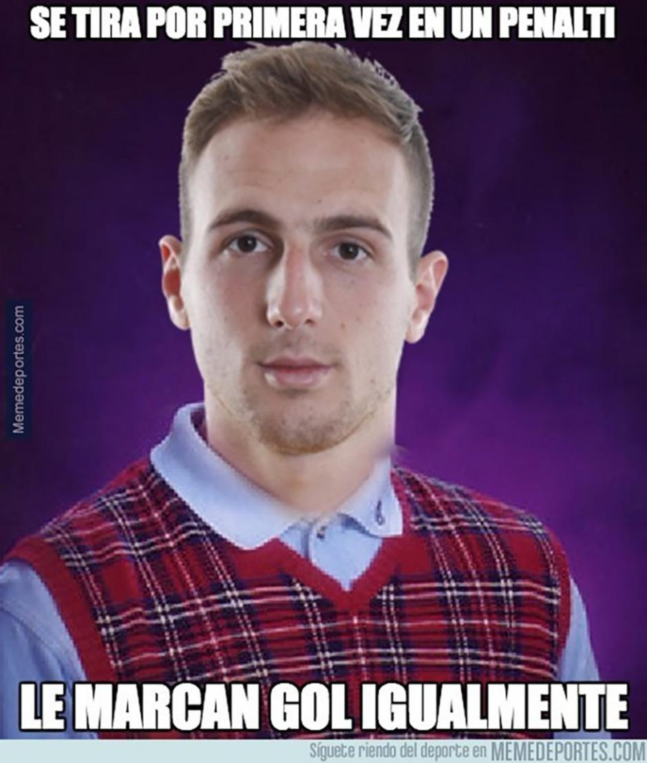 Los memes no fallaron tras el triunfo merengue. (Foto: Twitter)