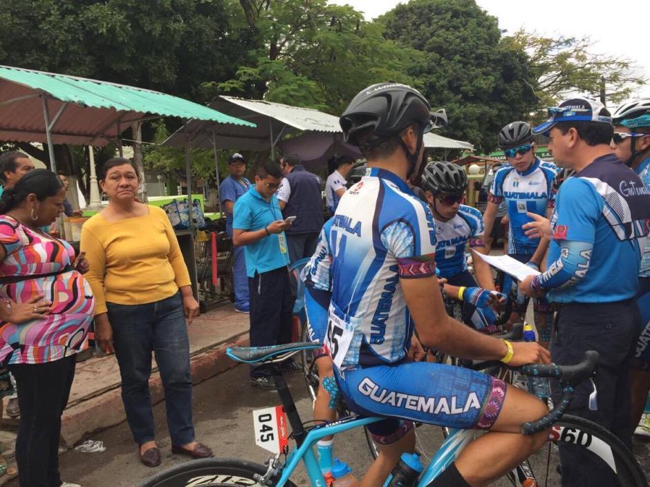 La etapa inició en Jutiapa y terminó en Chiquimulilla. (Foto: Orlando Chile/Nuestro Diario)