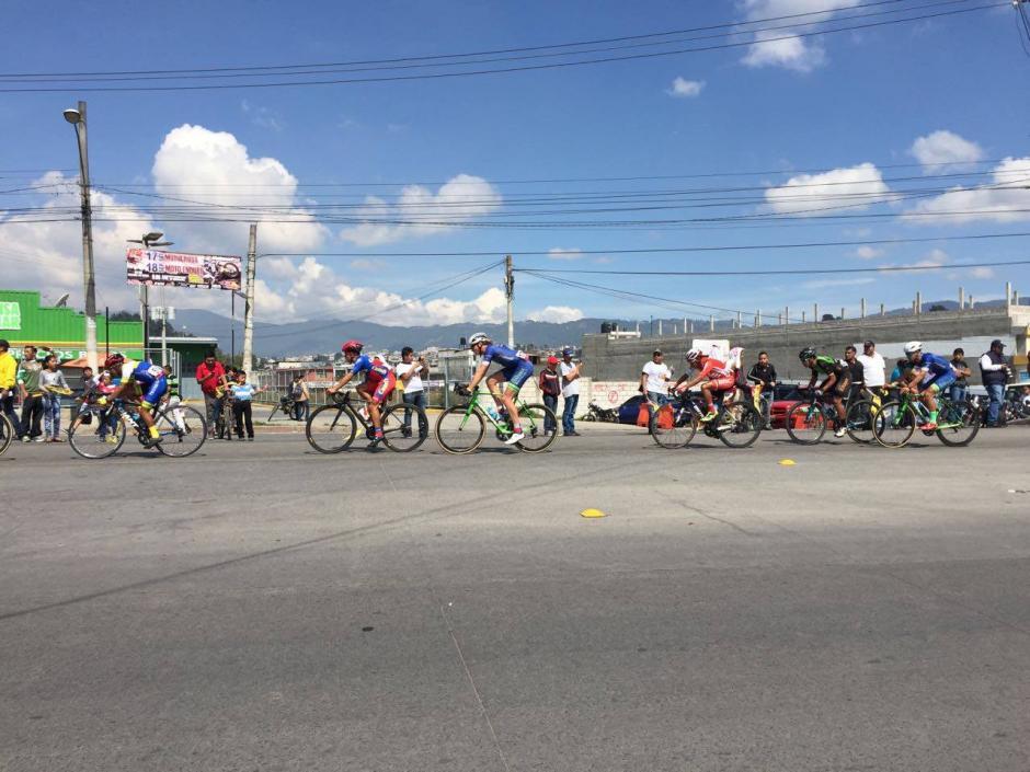 El recorrido fue de 121 kilómetros. (Foto: Orlando Chile/Nuestro Diario)