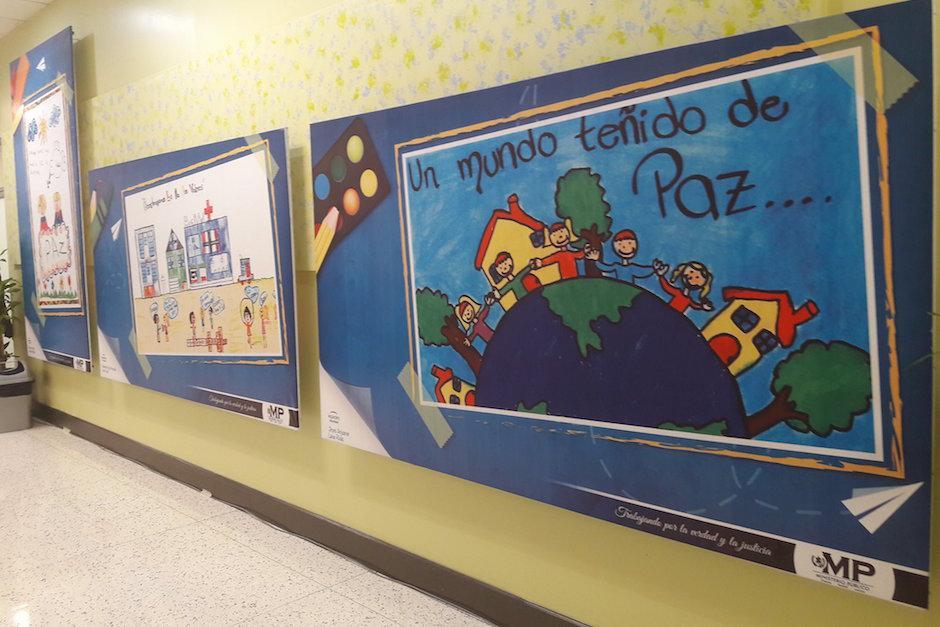 Esta nueva fiscalía estará enfocada en delitos contra la niñez.  (Foto: Javier Lainfiesta/Soy502)