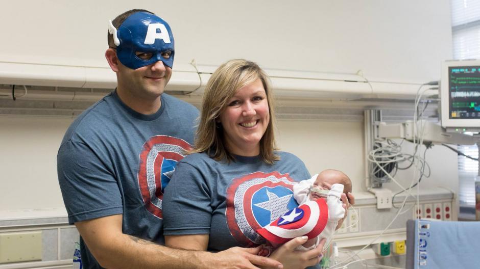 Las capas de Batman, Capitán América y Superman fueron las más requeridas por los padres. (Foto: infobae.com)