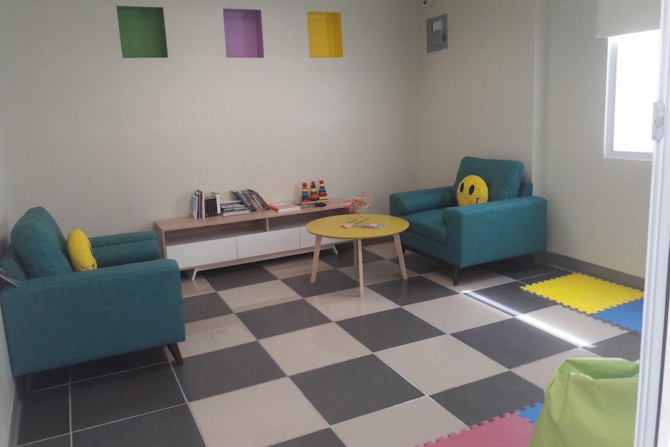 También cuenta con salas para adolescentes víctimas. (Foto: Javier Lainfiesta/Soy502)