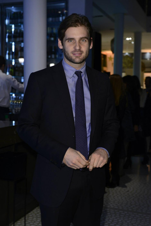Tomaso Trussardi, heredero y propietario de la casa de modas. Foto Trussardi