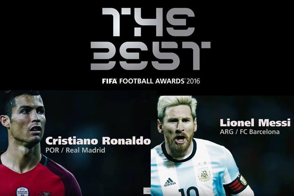 CR7 y Messi, de nuevo cara a cara. (Imagen: capturas de pantalla)