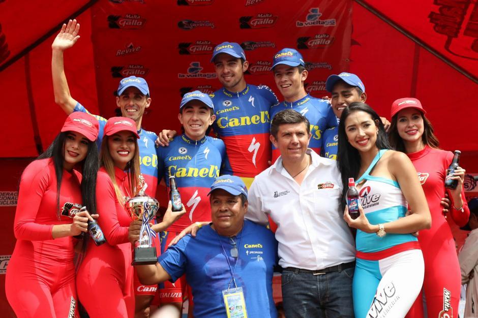 El Canel's fue el ganador por equipos. (Foto: Alejandro Balán/Soy502)