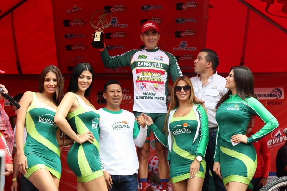 Manuel Rodas, en segundo puesto, fue el mejor guatemalteco. (Foto: Alejandro Balán/Soy502)