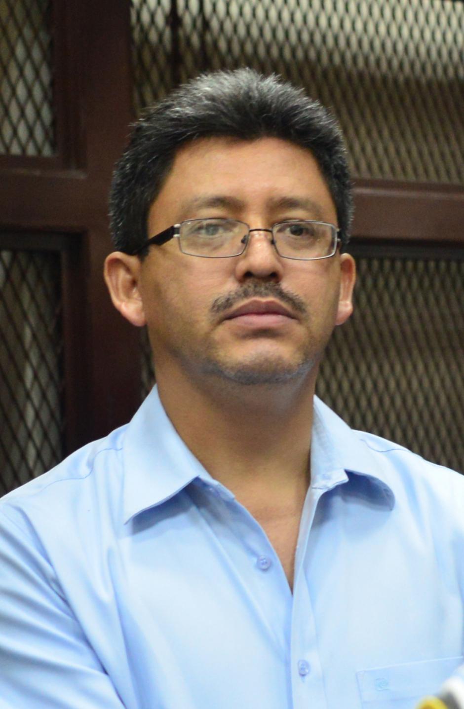 Álvaro Omar Franco Chacón se desempeñaba como jefe de la SAT cuando fue capturado. (Foto: Archivo/Soy502)