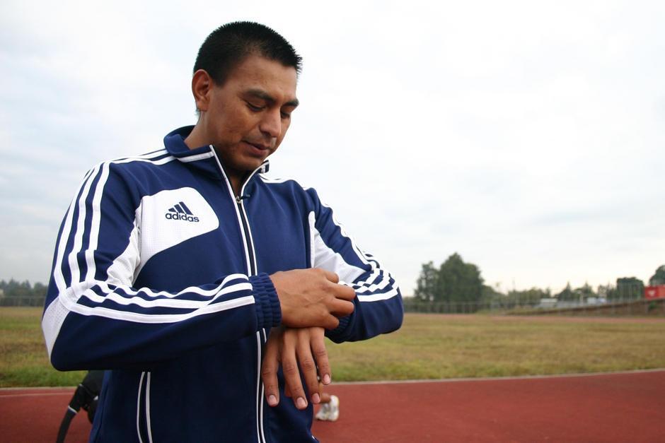 López se entrena junto a su equipo en busca de ser nuevamente mundialista en Rusia 2018. (Foto: Twitter)