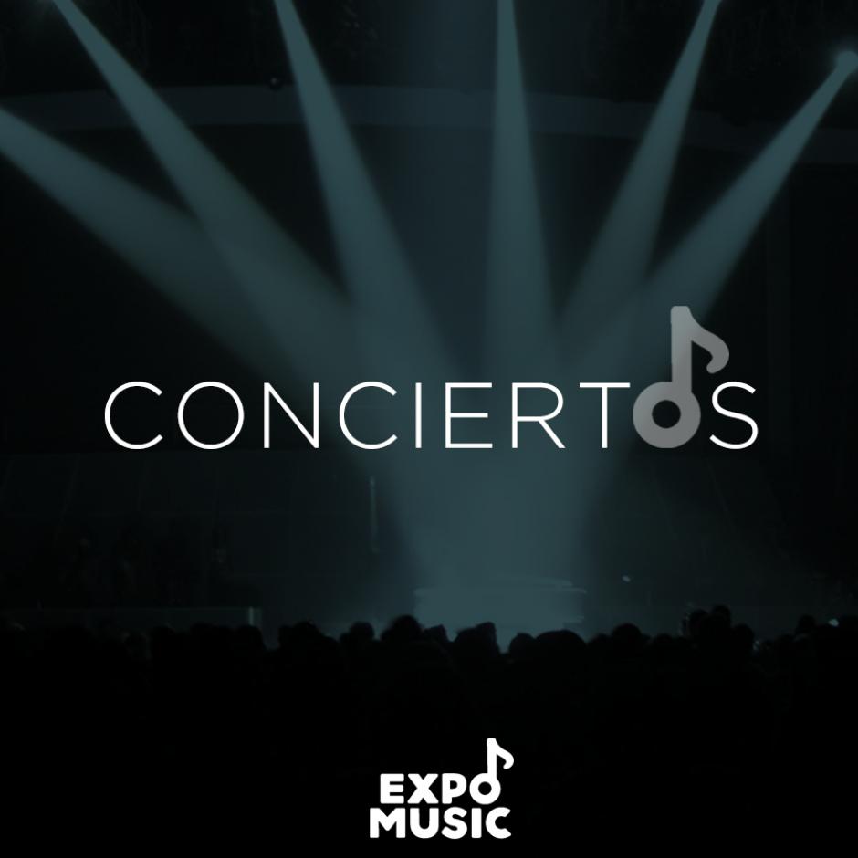 Habrá conciertos de las agrupaciones nacionales más destacadas. (Foto: Expo Music)