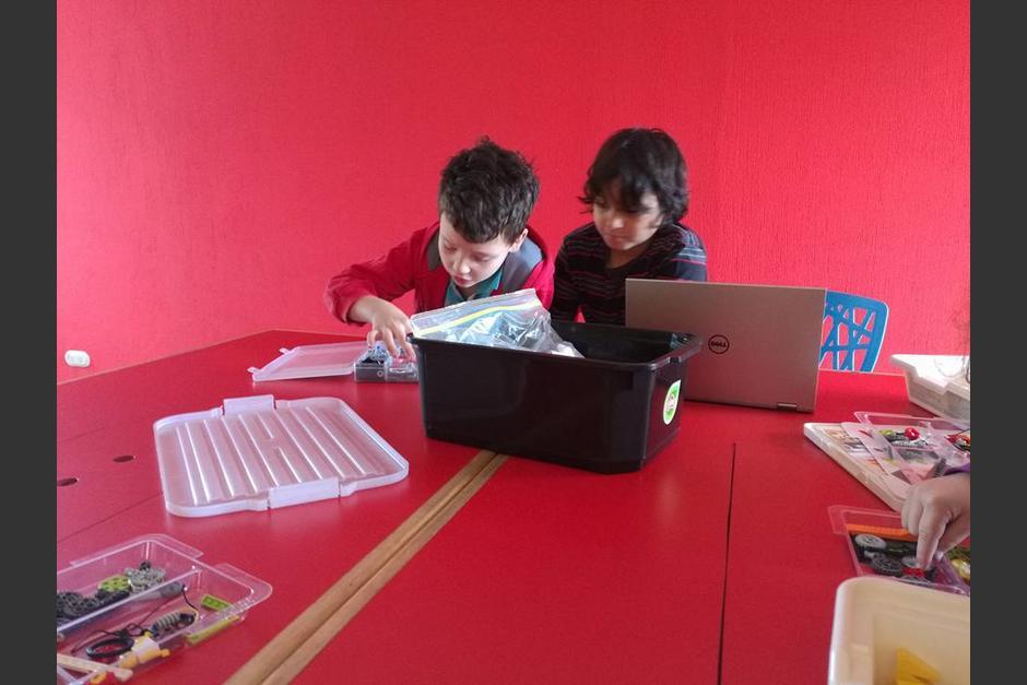 Los pequeños podrán desarrollar sus habilidades para construir robots. (Foto: Smarty Club)