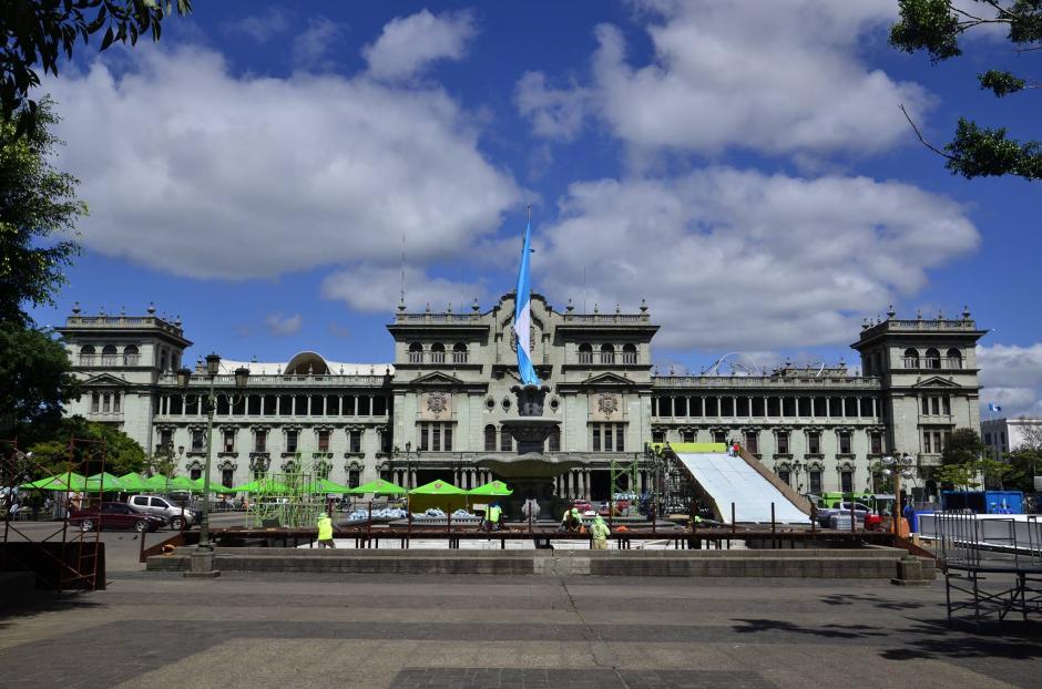 El Festival Navideño será inaugurado el próximo viernes 25 de noviembre. (Foto: Selene Mejía/Soy502)