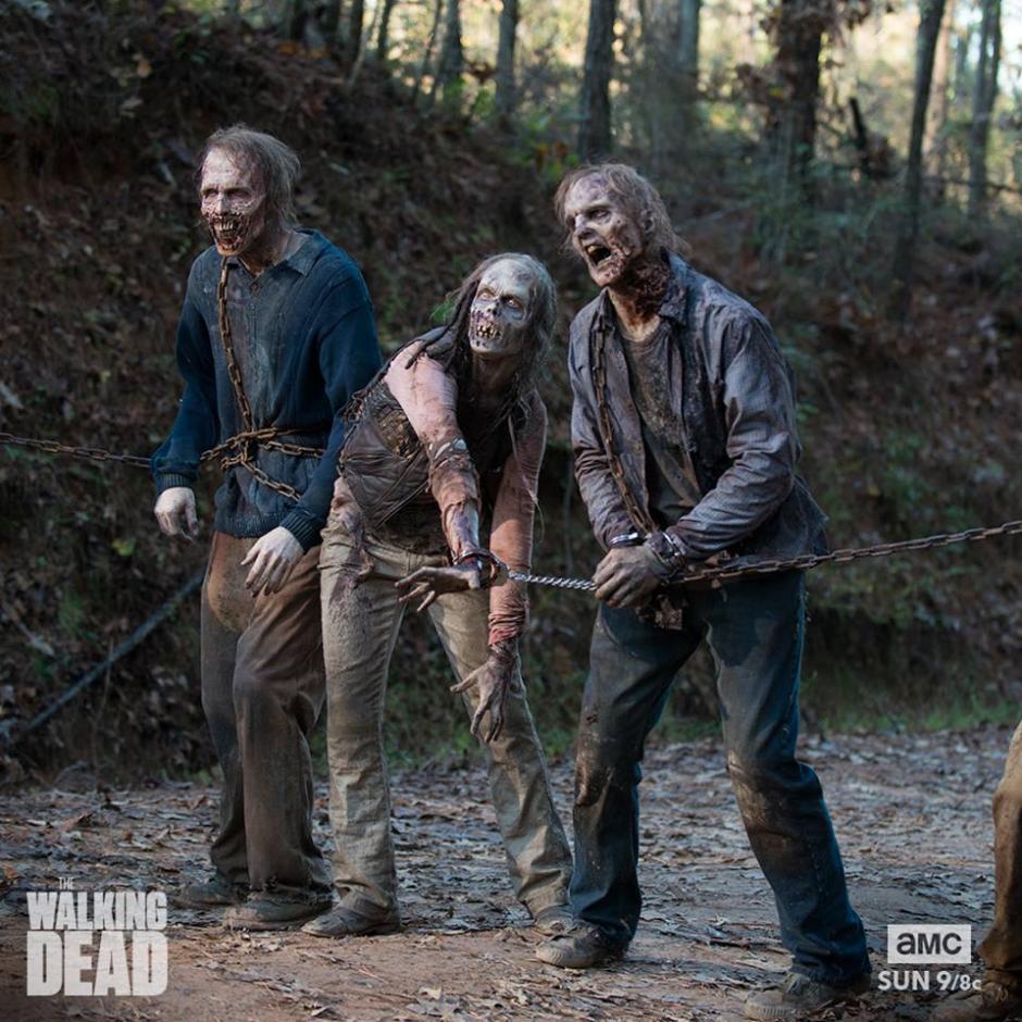 La segunda parte de la séptima temporada llegará el 12 de febrero. (Foto: The Walking Dead)