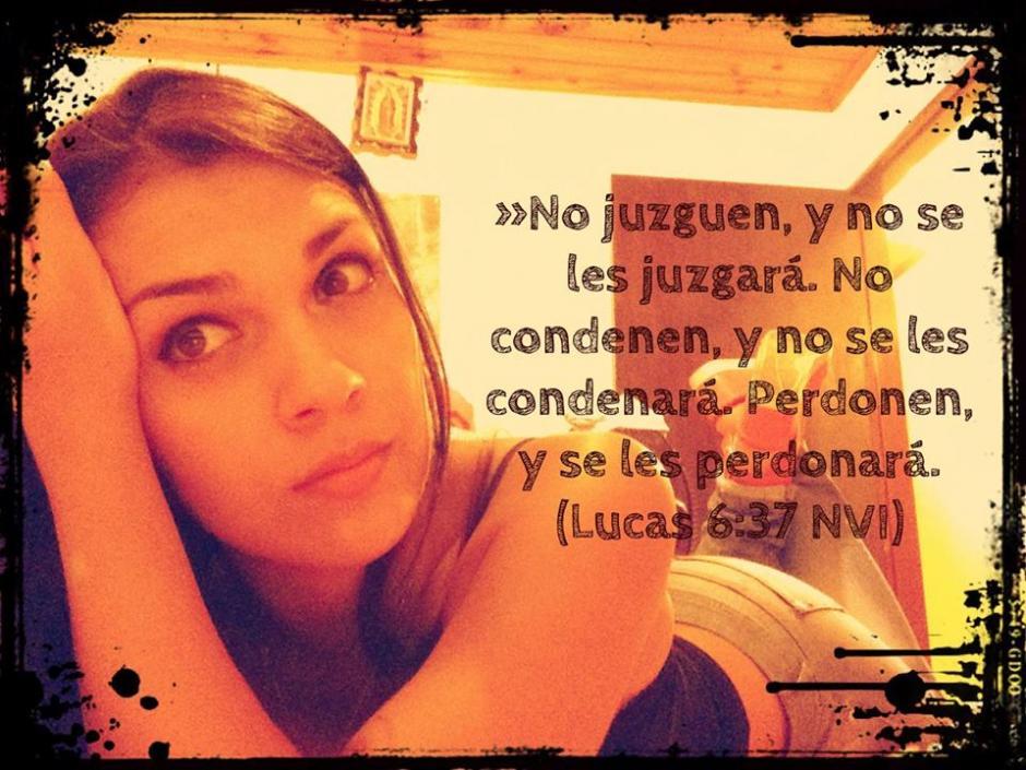 Joanna Birriel murió junto a Byron Lima en un ataque en la cárcel Pavón, (Foto: Facebook)