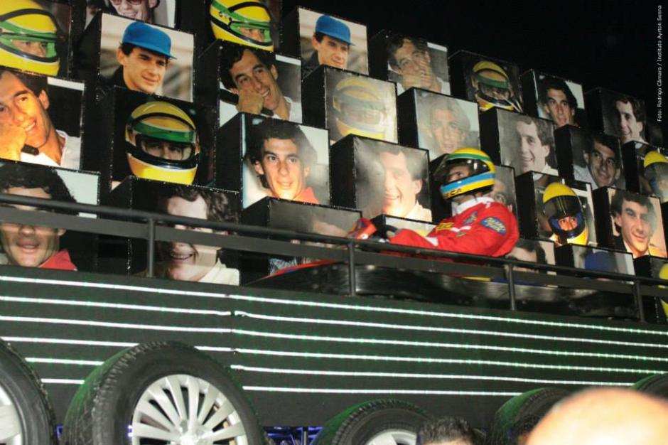 Las estadísticas de Senna son asombrosas. Fueron 161 grandes premios disputados y 65 primeros lugares en la parrilla. (Foto: Ayrton Senna/Facebook)