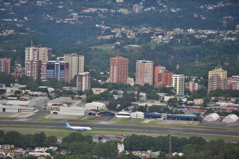 Los edificios de apartamentos permiten vivir cerca de la ciudad. (Foto: Archivo/Soy502)