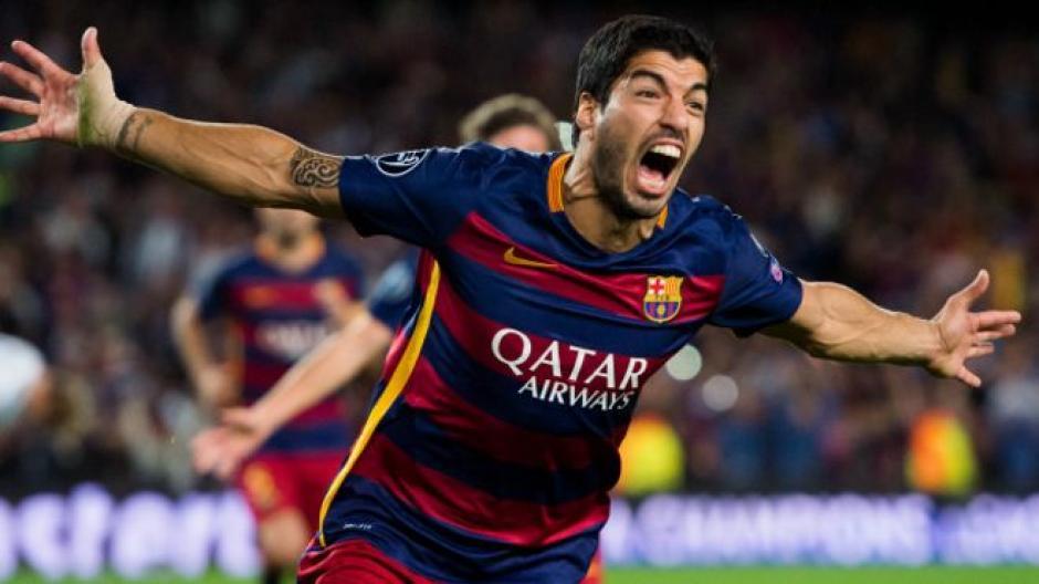 Luis Suárez es el tercer jugador con mejor contrato en Barsa.  (Foto: Twiter)