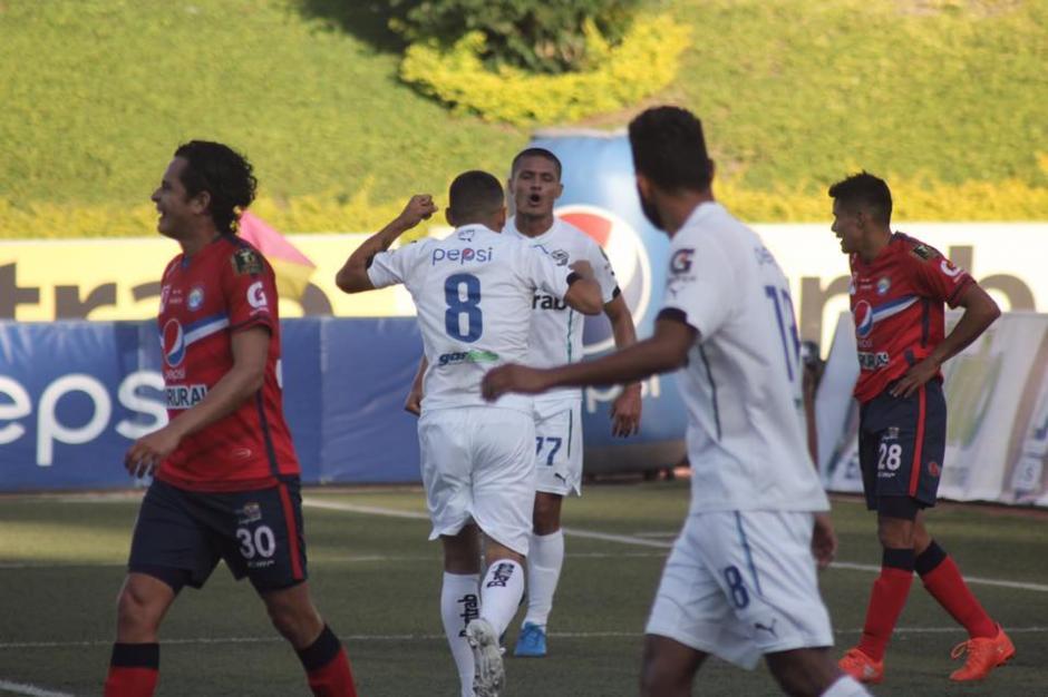 Comunicaciones venció 3-0 a Xelajú en el estadio Cementos Progreso. (Foto: Comunicaciones FC)