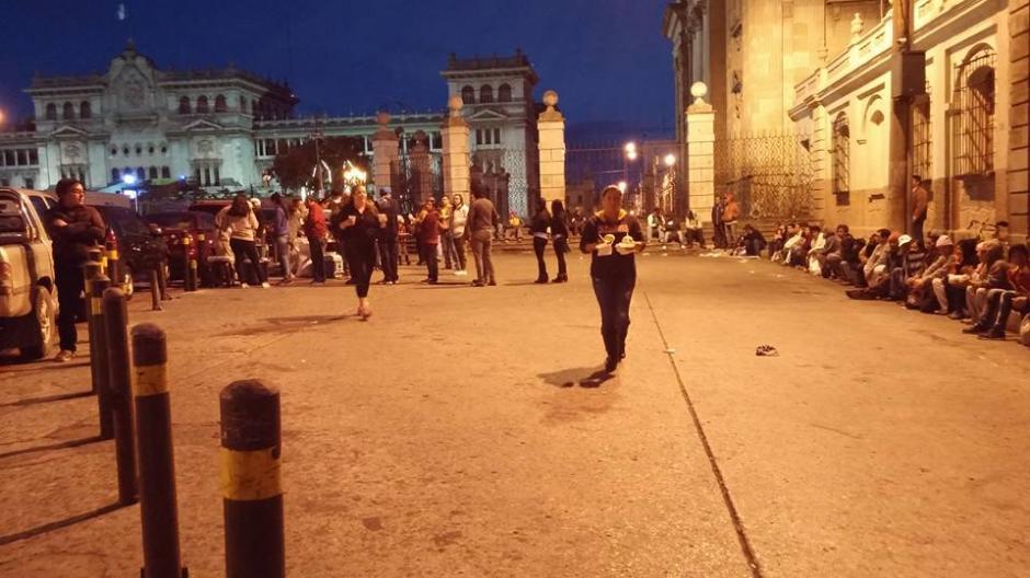 Puedes apoyarlos cada sábado a partir de las 5:30 horas a un costado de la Catedral Metropolitana. (Foto: Operación Panito)