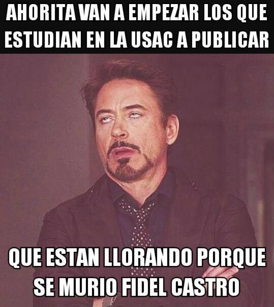 Las burlas también cayeron sobre la realidad guatemalteca. (Foto: Twitter)