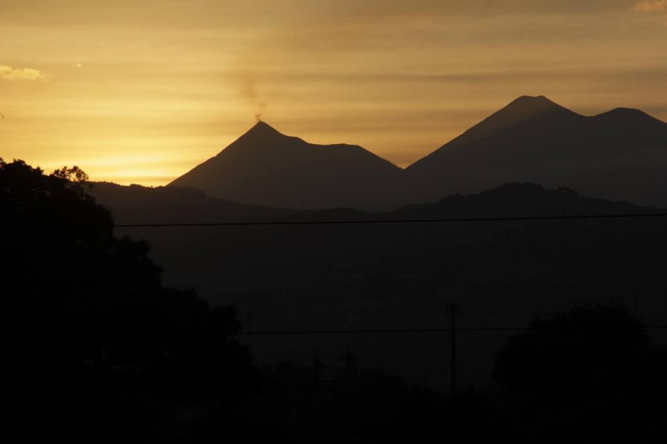 Noviembre se caracteriza por ofrecer este paisaje. (Foto: Fredy Hernández/Soy502)
