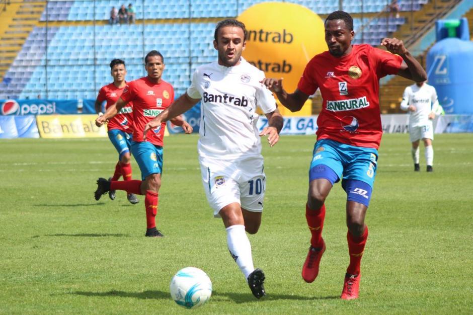 Los cremas tendrán que jugar ante Cobán en busca de las semis. (Foto: José Dávila/Soy502)