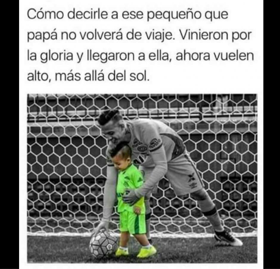 Danilo, era una de las estrellas del pequeño club que buscaba la gloria sudamericana. (Foto: Twitter)