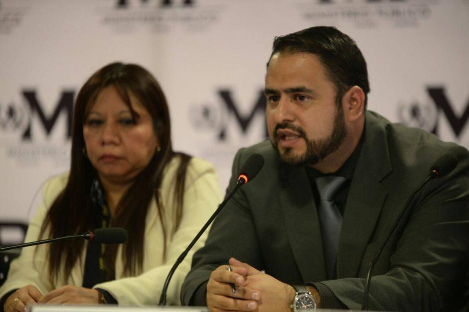 El exministro del Partido Patriota murió el pasado 28 de octubre. (Foto: Wilder López/Soy502)